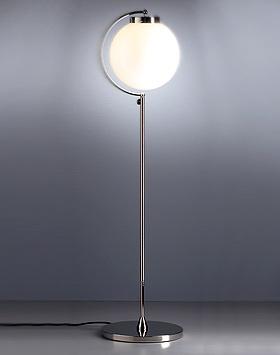 Masters of modernism bauhaus floor lamp professor richard docker 192326 aloadofball Choice Image